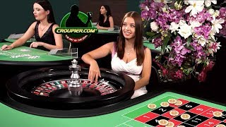 Live Roulette Low Stakes WIN at Mr Green Online Casino!