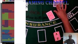 21 Blackjack Basic Strategy & Card Counting