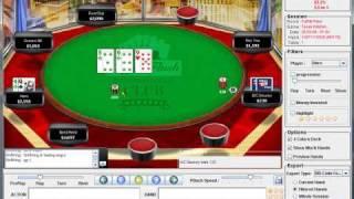Sit and Go Texas Holdem Tournament Poker Tutorial – Redux