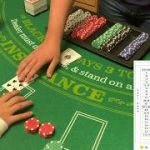 Playing Blackjack Basic Strategy