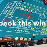 STACK EM HIGH – CRAPS STRATEGY – $252.00 PROFIT – PT  1