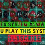 Roulette Martingale tricks always win Strategy no loses system daily profit tips