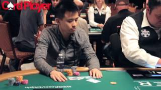 Poker Strategy – Ben Yu On Seven Card Stud Tournaments