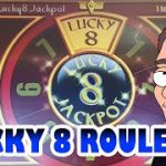 Lucky 8 Roulette FOBT Betting in William Hill