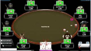 Water Boat Poker Video Tips: How to Play With 1BB (#26)