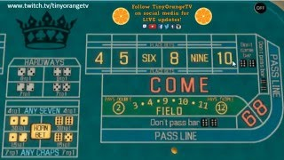 Craps guide for beginners Vid 3: The Don't Pass