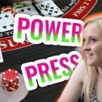 🔥 POWER PRESS 🔥 10 Minute Blackjack Challenge   Live Casino Game Las Vegas