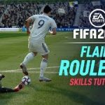 FIFA 20 New Skills Tutorial   Flair Roulette