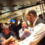 12/20/14 Blackjack Tournament at the Aria!