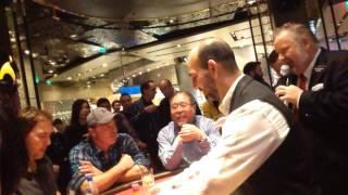 12/20/14 Blackjack Tournament at the Aria!