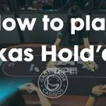 How to play Texas Hold 'em Poker – Grosvenor Casinos