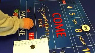 Craps Stearn Method Part 2 Color Up With This System