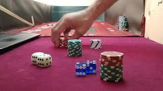 Craps  Strategy How to Win FAST MONEY ( bonus info )
