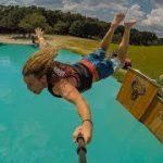 EPIC WATER SLIDE : BSR Royal Flush – Waco, Texas   MicBergsma