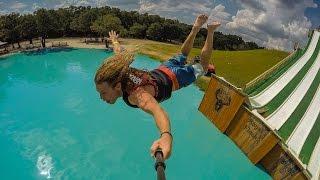 EPIC WATER SLIDE : BSR Royal Flush – Waco, Texas | MicBergsma