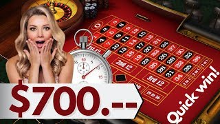 Roulette Strategy: Win Easy and Quickly!