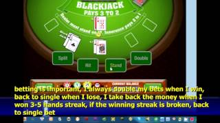 How To Play Blackjack To Win