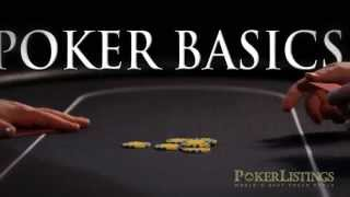 How to Hold Your Cards Like a Poker Pro – Live Poker Basics Tutorials