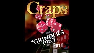 """""""Grinder's Pro"""" Bonus Craps ATS Strategy and Betting video Including FAQ's"""