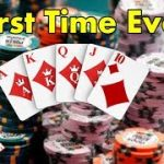 Mr Bill Poker Vlog 92 – First Ever Royal Flush!