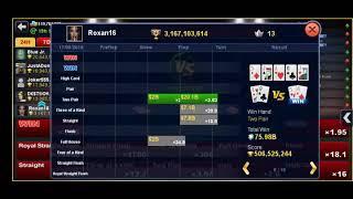 DH Poker – Playing Bullfight with 250b in DH Texas Holdem Poker #Vasuki88