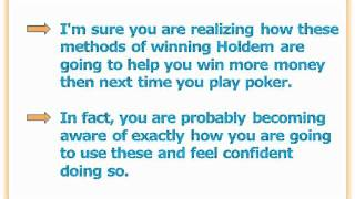 Texas Hold Em Poker Tips – 5 Methods To Win At Holdem
