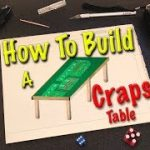 DIY – How To Build a Craps Practice Table