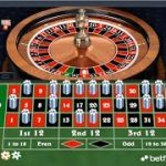 Small balance, Small target, Small bet & win in casino roulette.