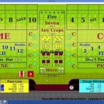 Pass Line vs. Don't Pass Craps Strategy simulation.  Which will be better?