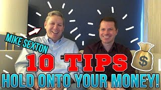POKER LEGEND Mike Sexton Gives $1,000,000 Advice – 10 Tips to Hold Onto Your Money and Not Go Broke