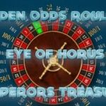 Golden Odds Roulette, Eye of Horus and Emperor's Treasure Slots – Coral FOBT Gambling Session