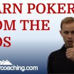 Learn Poker From The Pros