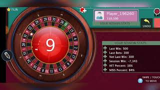 24 To 18 Number Roulette Winning Strategy