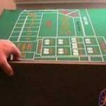 Craps table DIY