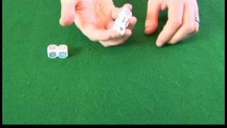 How to Play Poker Dice : Poker Dice Player Turns