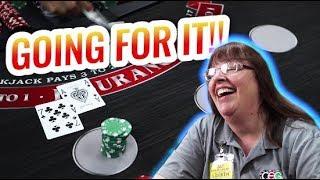 🔥 HIGH LIMIT DEALER 🔥 10 Minute Blackjack | Live Casino Game Las Vegas