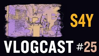 SPECIAL GUEST: JOE INGRAM | S4Y VLOGCAST #25 | Solve for Why