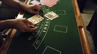 Blackjack system  for Single deck