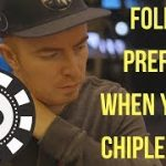 Should You Be Aggressive or Cautious with a Big Stack Early in a Major Poker Tournament?