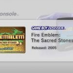 Fire Emblem: The Sacred Stones — STREAM 7 — Eirika or Ephraim?