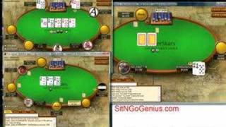 Texas Holdem Poker – Pro Shows Middle Sit and Go Strategy