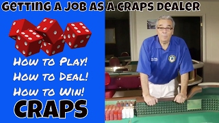 How to Play Craps – Craps for Beginners [Step by Step] – Getting a Job #33