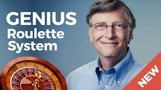 BEST ROULETTE STRATEGY EVER! How to win large amounts now (Play like a Genius!) 2019
