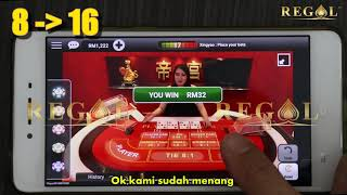 Malaysia Online Casino bagi Beginner Tips yang menang di dalam baccarat   www.regal88.net