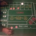 Craps $20 buy in come up!!!! (Live Roll)