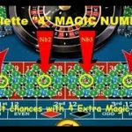 "Roulette Strategy to win with ""4 MAGIC NUMBERS"", 100% Best Chances to win improved !"