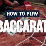 How to play Baccarat: A JACK Cleveland Casino 3-minute tutorial
