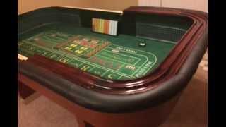 DIY Craps Table Video10