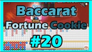 BACCARAT 🎴 How to Play 🧧 Rule and Strategy 🎲#20🤩 Bead Plate + Big Eye + Small Road + Cockroach🎉