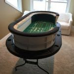 Portable Craps Table